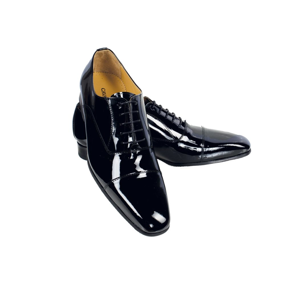 Cavaliere shoes PATENT STRING-TOR